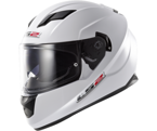 Kask LS2 FF320 STREAM SOLID WHITE PINLOCK