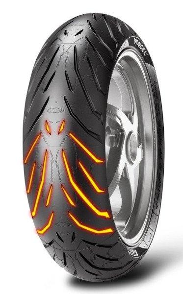 Pirelli Angel St 12060zr17 55w Dot2018 16060zr17 69w Tl Dot2018