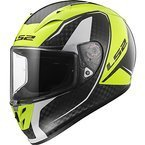 Kask LS2 FF323 ARROW FURY CARBON HI-VIS EVO