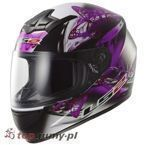 Kask LS2 FF352 FLUTTER BLACK PURPLE
