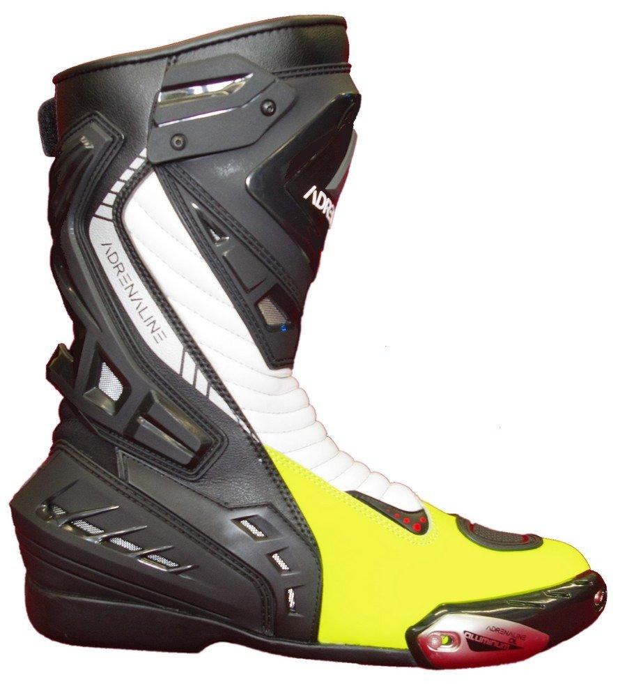 Adrenaline Pro Race Fluo Buty motocyklowe wysokie A09161550