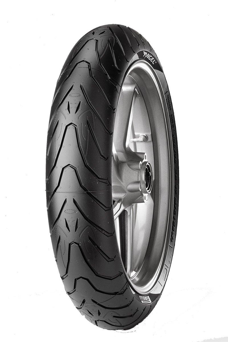 Pirelli Angel St 12060zr17 55w Tl Dot4018 Opony Motocyklowe