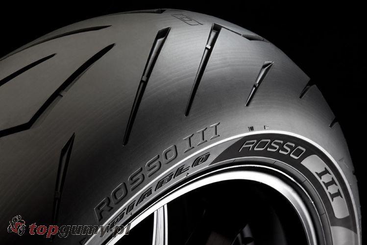 Pirelli Diablo Rosso 3 Iii 12070zr17 58w 18055zr17 73w Tl