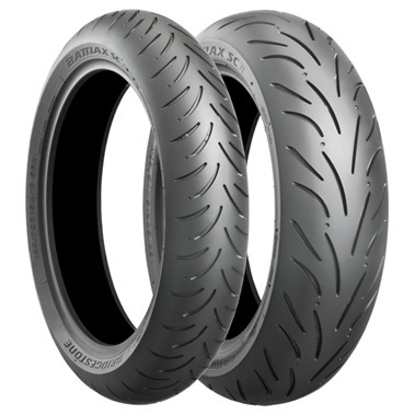 Bridgestone Battlax SC 130/70-13 63P TL DOT2020