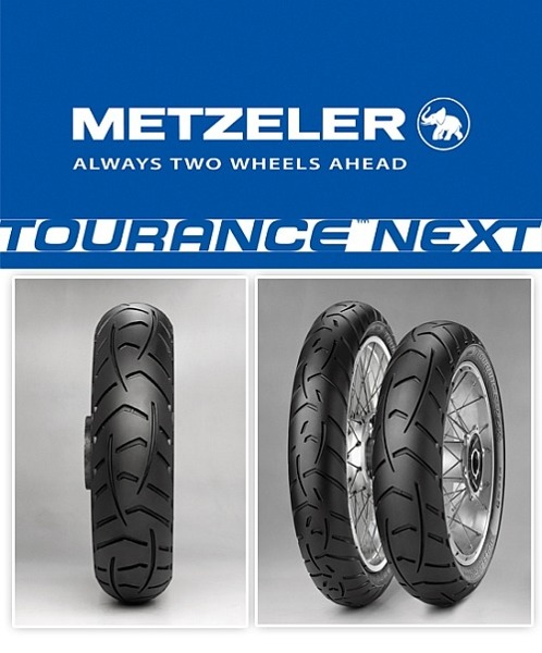 Metzeler Tourance NEXT 90/90-21 54V TL DOT2018