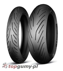 Michelin Pilot Power 3 190/55ZR17 75W TL DOT2015