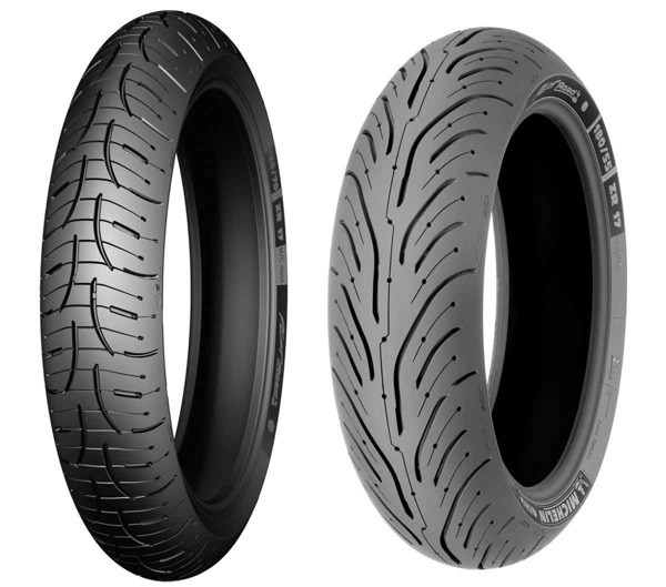 Michelin Pilot Road 4 GT 170/60ZR17 72W TL
