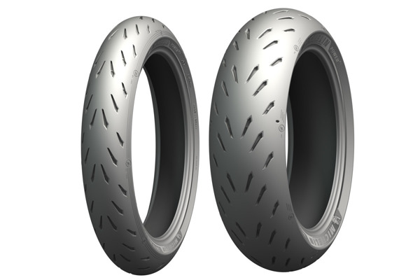 Michelin Power RS 120/60ZR17 55W TL