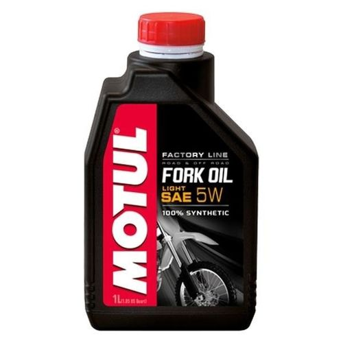 Motul Fork Oil Factory Line Light 5W 1 litr