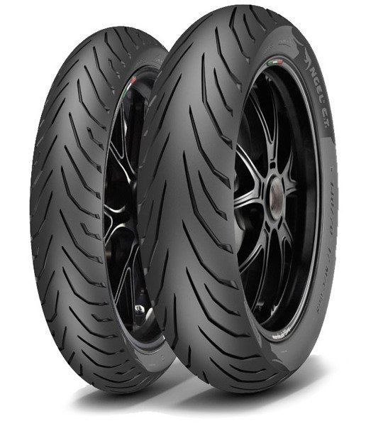 Pirelli Angel CiTy 90/80-17 46S TL Przód DOT1016