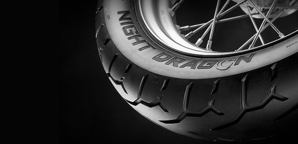 Pirelli Night Dragon 180/55ZR18 74W TL DOT1017