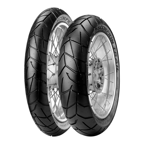 Pirelli Scorpion Trail 110/80R19 59V TL H DOT2018